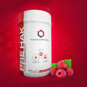 HAKNutrition PreHAK Rapberry