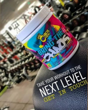 Hardcore Pre Workout in Europe