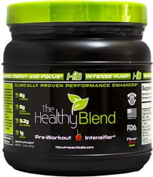 HB Nutraceuticals Healthy Blend Pre Workout