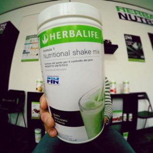 Herbalife Close Up