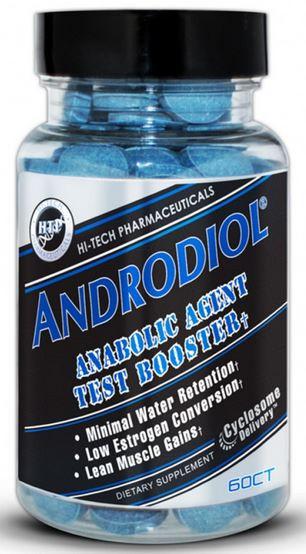 Hi-Tech Androdiol