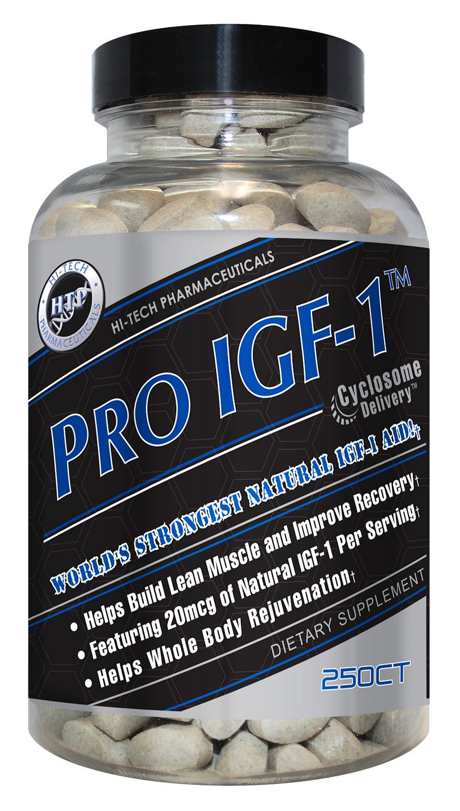 Hi-Tech Pro IGF-1: The First Orally Bioavailable IGF-1