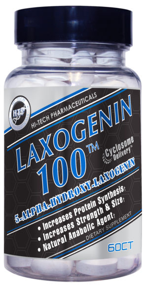 Hi-Tech Laxogenin 100