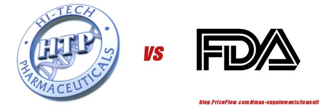 Hi-Tech Pharmaceuticals vs. FDA