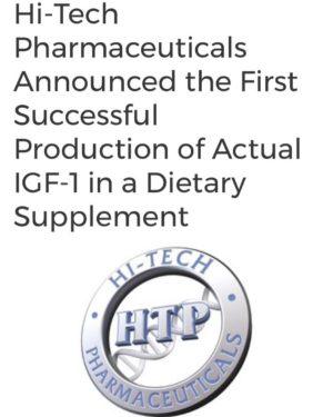 Hi-Tech PR Pro IGF-1