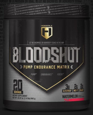Hosstile Supps Bloodshot