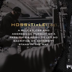 Hosstile Supps Relentless