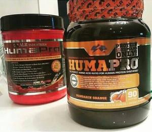 HumaPro Bottles