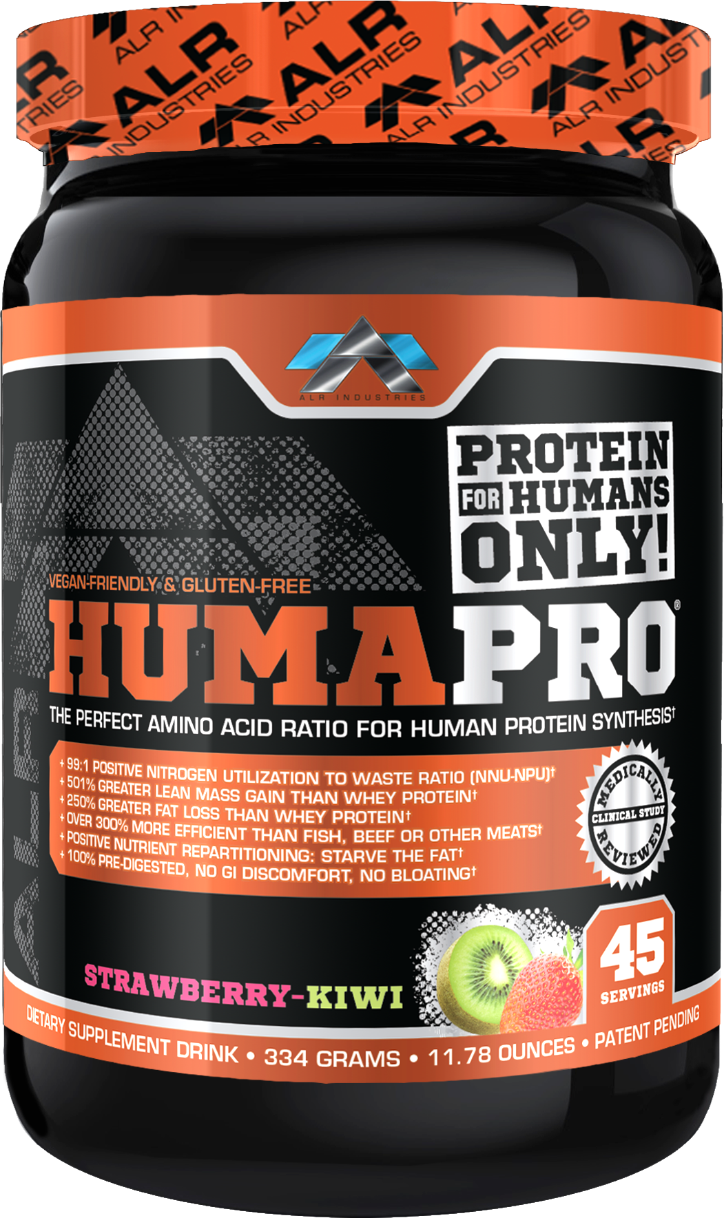 HumaPro – Protein Synthesis Perfected by ALRI!