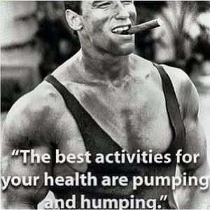 Humping & Pumping