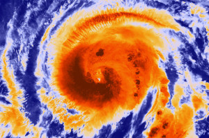Hurricane Orange