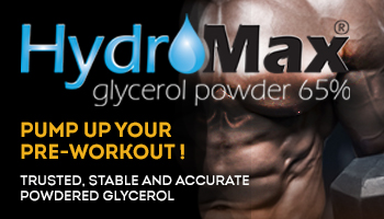 HydroMaxⓇ Strikes Back: An Ultra-Stable, Glycerol-Powered Pump Catalyst!