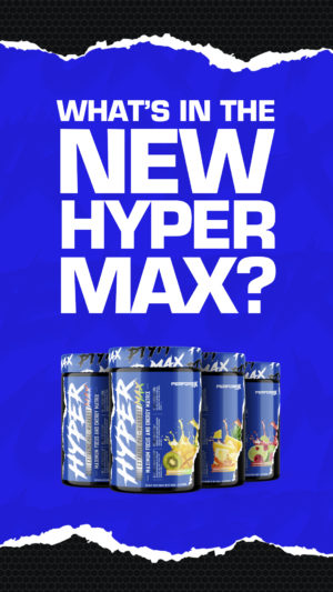 HyperMax What's New