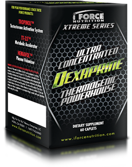 iForce Nutrition Dexaprine