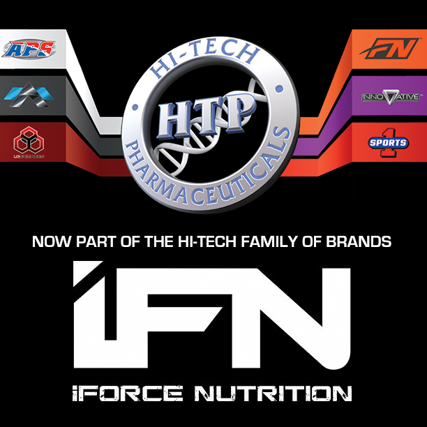 iForce Joins the Hi-Tech Pharmaceuticals Brands