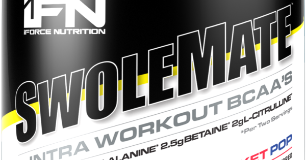 iForce SwoleMate – BCAAs with a