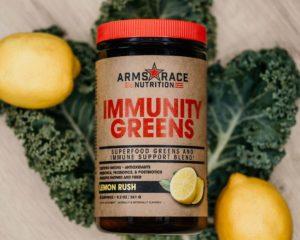 Immunity Greens