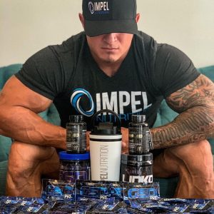 Impel Nutrition Pre Workout Promo