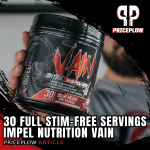 Impel Nutrition Vain