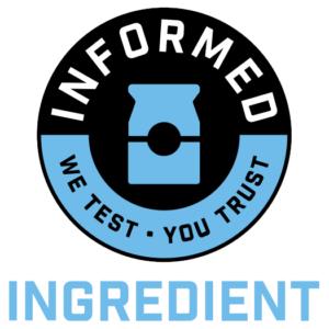 Informed Ingredient