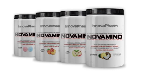 InnovaPharm Novamino Flavors