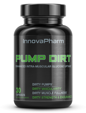 InnovaPharm Pump Dirt Caps