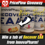 InnovaPharm Recover EAA Giveaway
