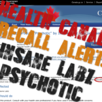Insane Labz Psychotic Recall by Health Canada