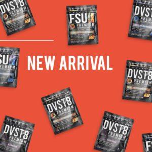 Inspired DVST8 FSU Samples