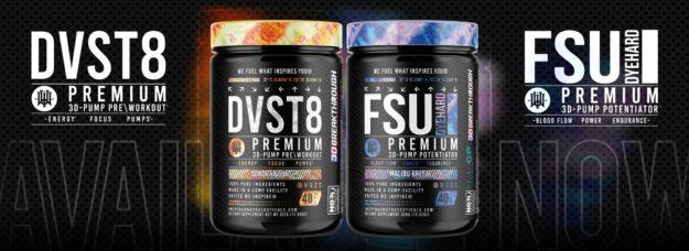 Inspired DVST8 FSU Wide