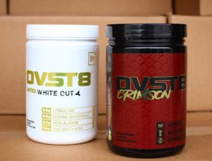Inspired Nutraceuticals DVST8 Crimson White Cut