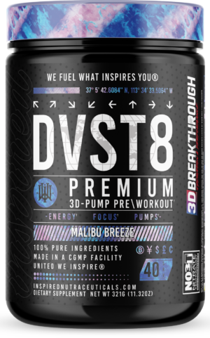 Inspired Nutra DVST8 Global