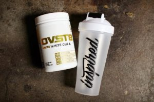 Inspired Nutraceuticals DVST8 White Cut Shaker