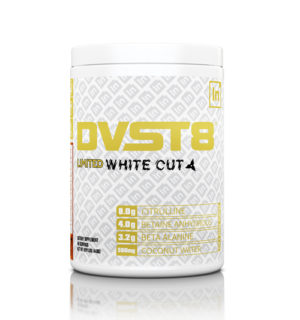 Inspired Nutraceuticals DVST8 White Cut
