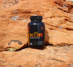 Inspired Nutraceuticals KOR rocks