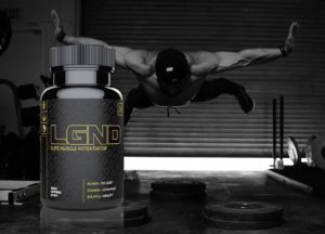 Inspired Nutraceuticals LGND Push Up