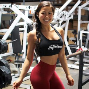 Inpired Nutraceuticals Stephanie