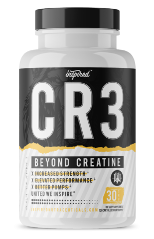 Inspired Nutraceuticals CR3