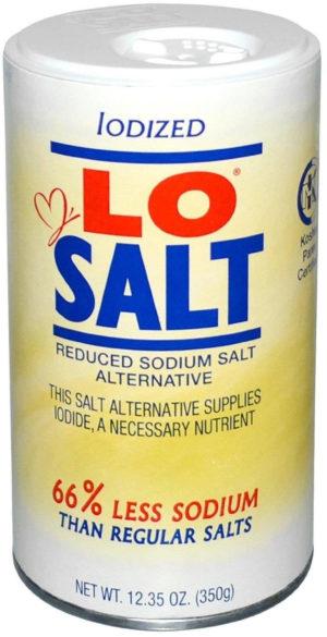 Iodized Lo Salt