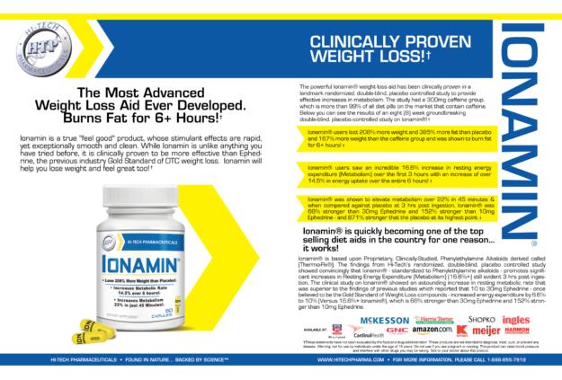 Ionamin Info