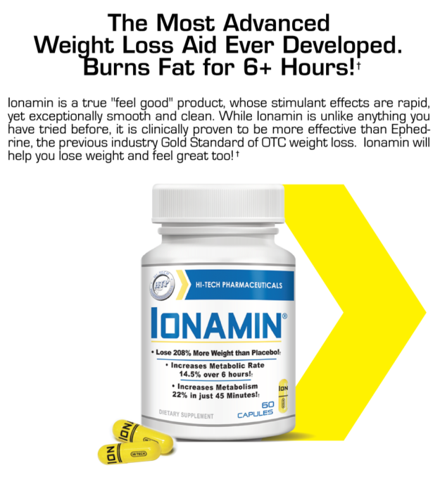 Ionamin Review