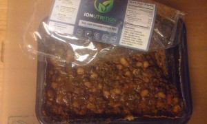IONutrition Review: Dual Bean Rosemary Chili Beef
