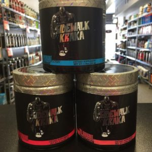 Iron Addicts Sidewalk Kraka Stack