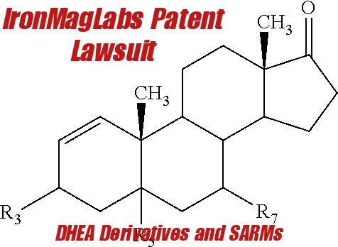 IronMagLabs DHEA Lawsuit