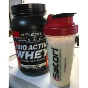 iSatori Bio-Active Whey Shaker