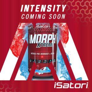 iSatori Morph Xtreme Coming Soon