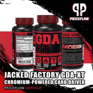 Jacked Factory GDA-XT