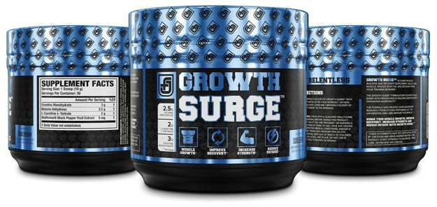 Jacked Factory Growth Surge Trio