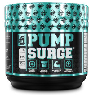 Jacked Factory PumpSurge
