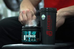 Jacked Factory PumpSurge Powder